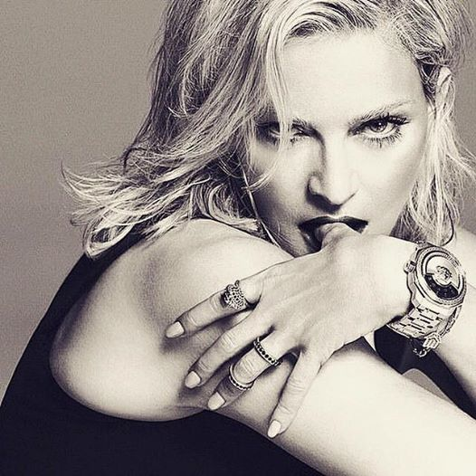 """Thank you for not listening! Thank you for your loyalty! Thank you for waiting and if you have heard please know they are unfinished demos stolen long ago and not ready to be presented to the world"" -Madonna"